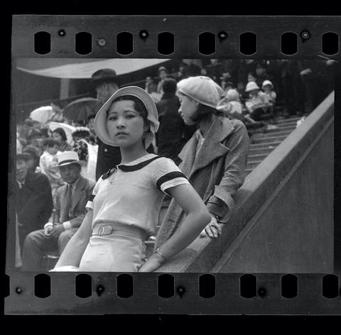 典藏圖片 - 鄧南光135底片(2195)