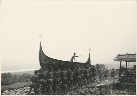 典藏圖片 - 雅美舟下水儀式系列4