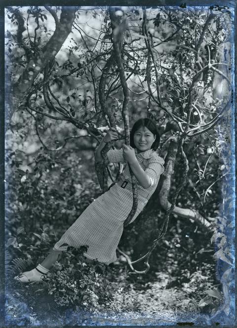 典藏圖片 - 吳明珠個人照
