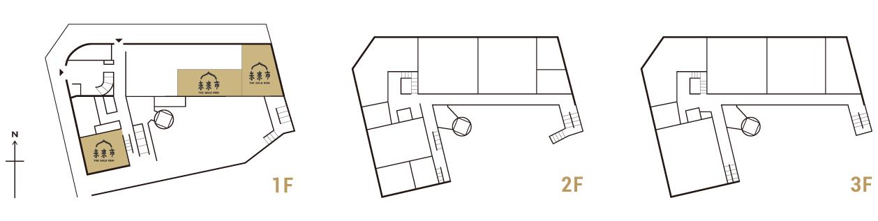未來市-複合式空間地圖