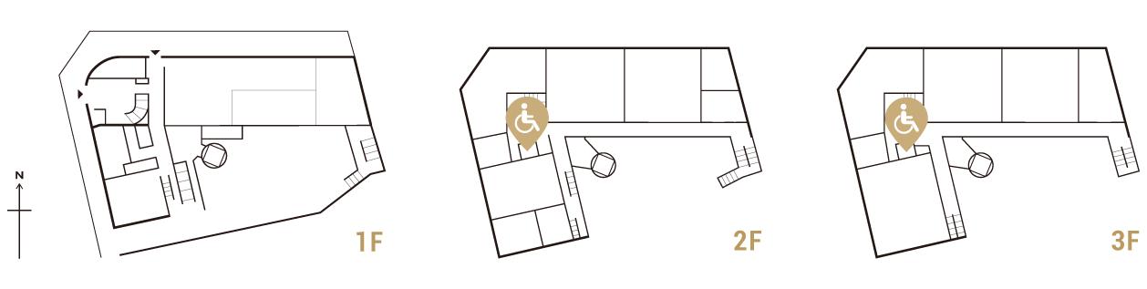 無障礙廁所地圖
